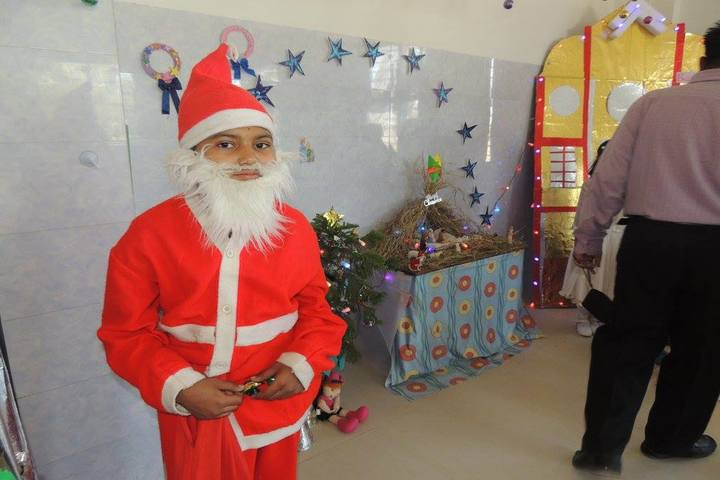 Holy Spirit Convent School-Christmas Eve