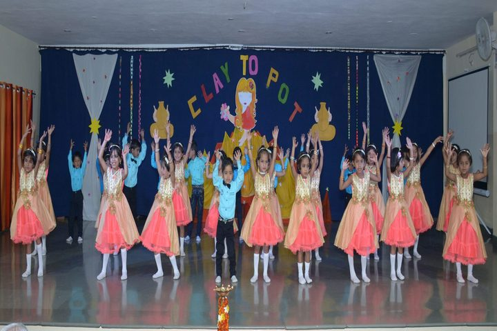 Holy Spirit Convent School-Dance Event