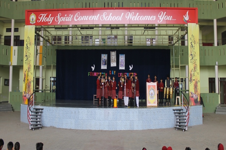Holy Spirit Convent School-Foundation Day