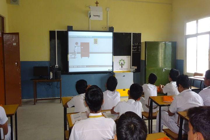 Holy Trinity School-Classrooms