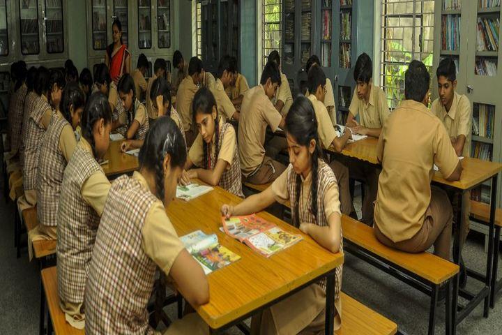 Holy Trinity School-Library