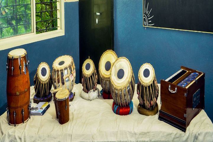 Holy Trinity School-Music Room