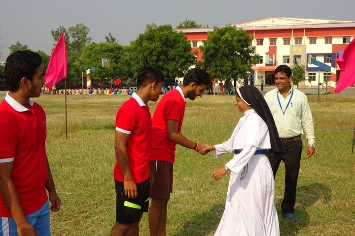 Holy Trinity School-Play Ground