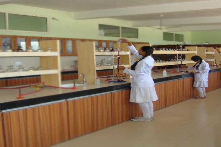 I A T V Educational Academy-Chemistry Lab