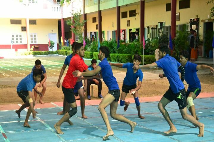 I A T V Educational Academy-Indoor Games