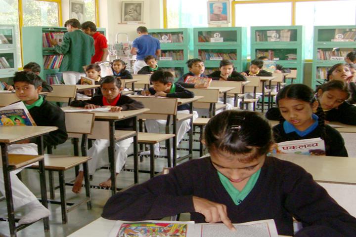 I A T V Educational Academy-Library