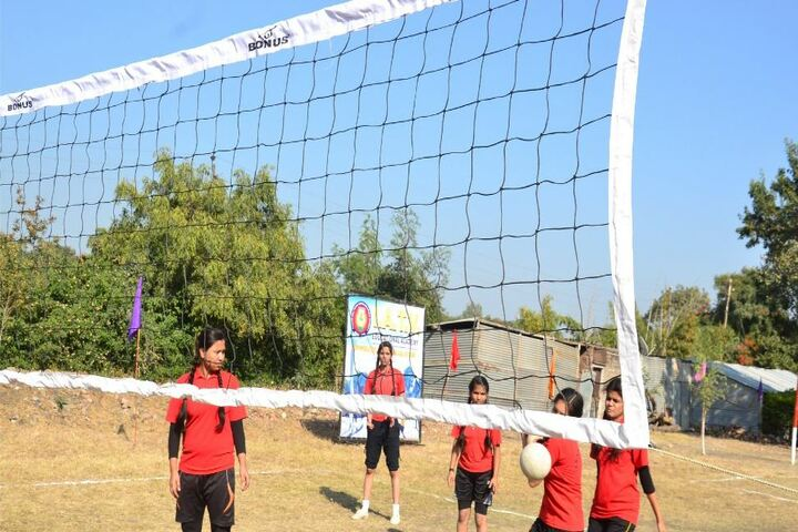 I A T V Educational Academy-Volley Ball Court