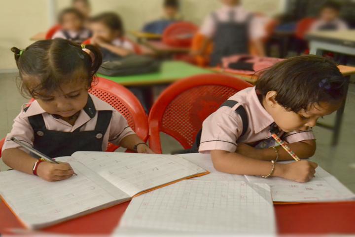 I A T V Educational Academy-kindergarten