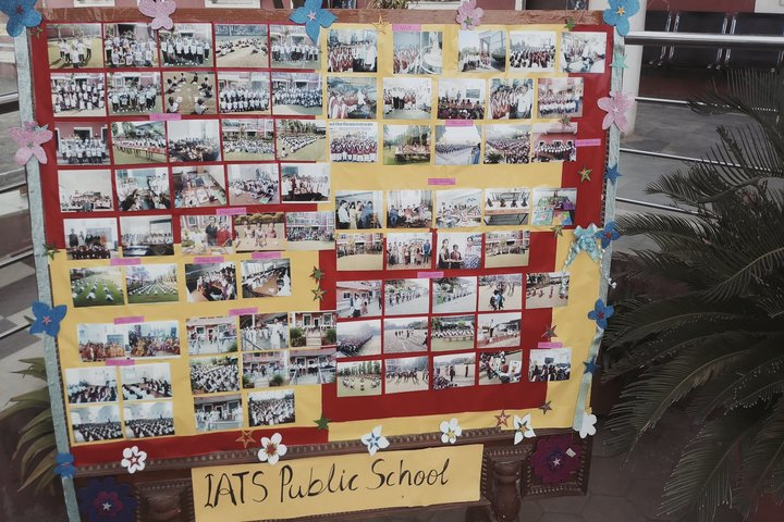 IATS Public School-Album Collection