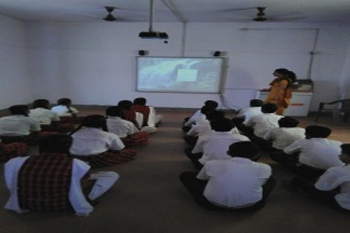 IATS Public School-Smart Classrooms