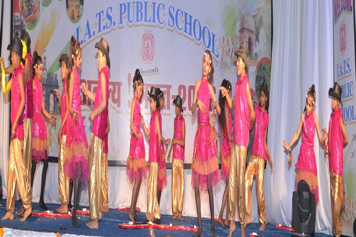 IATS Public School-Dance