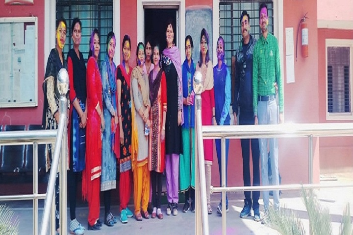 IATS Public School-Faculty