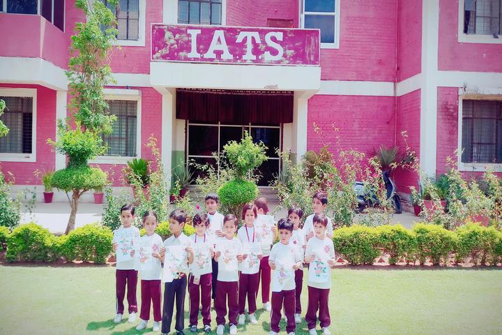 IATS Public School-Poster Presentation
