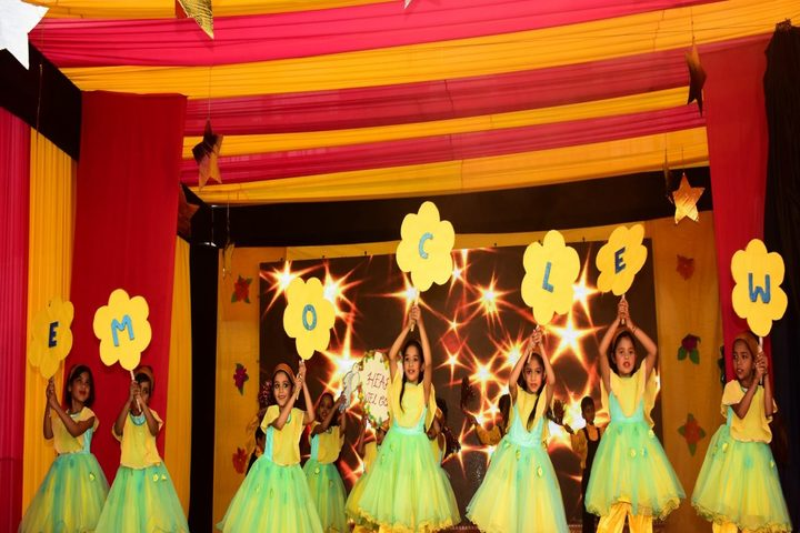 IBS Global Academy-Dance