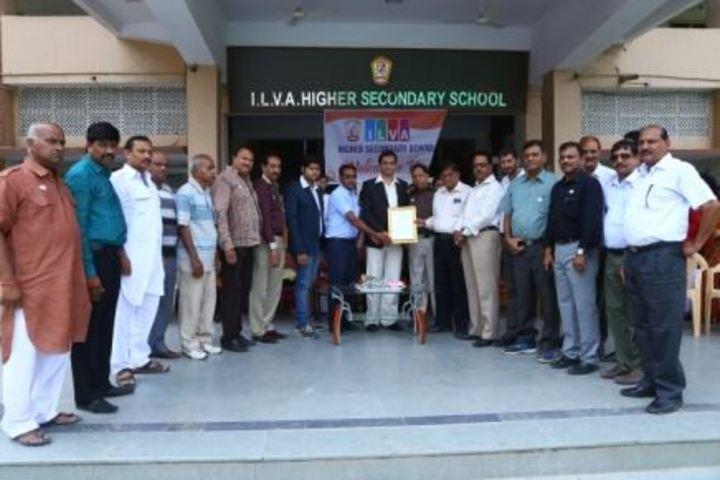 Ilva Higher Secondary School-Award Receiving 1