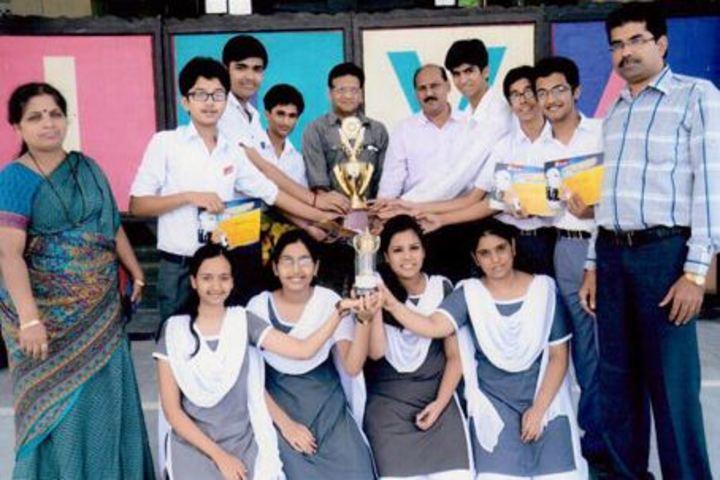 Ilva Higher Secondary School-Award Winning