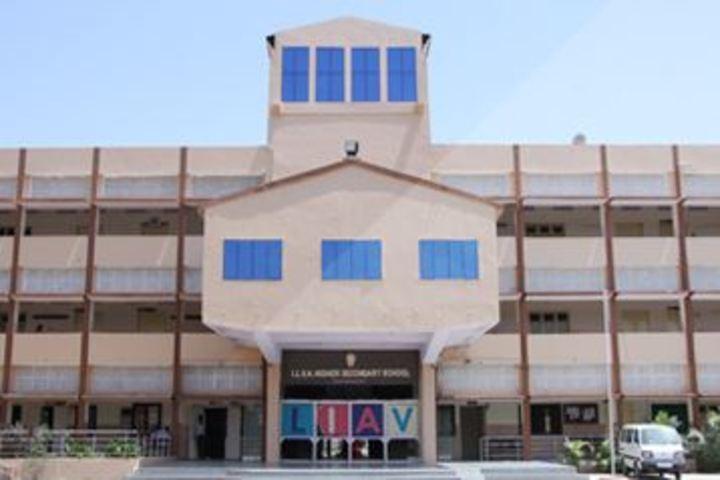 Ilva Higher Secondary School-School View