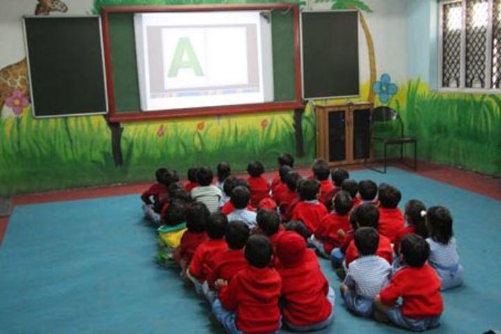 Ilva Higher Secondary School-Smart Classrooms