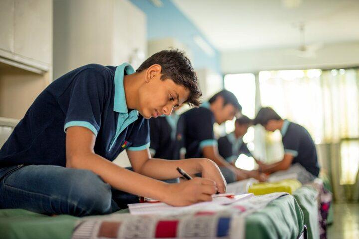 Indore Public School-Hostel Rooms