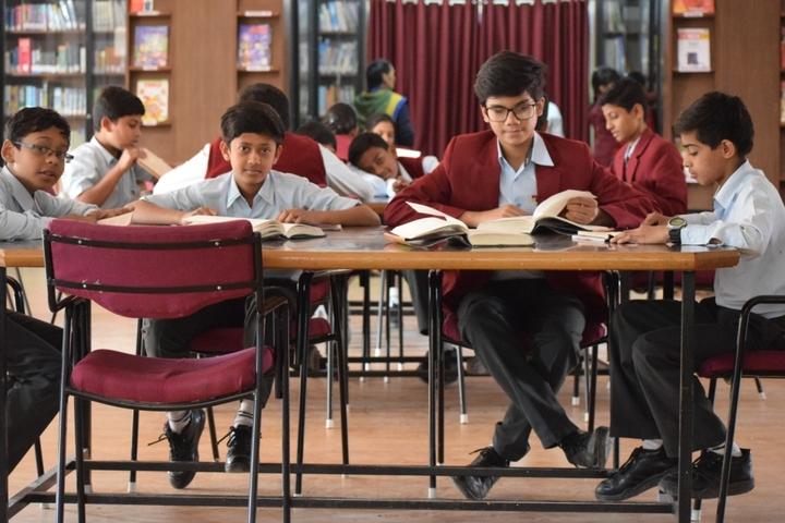 Indore Public School-Library