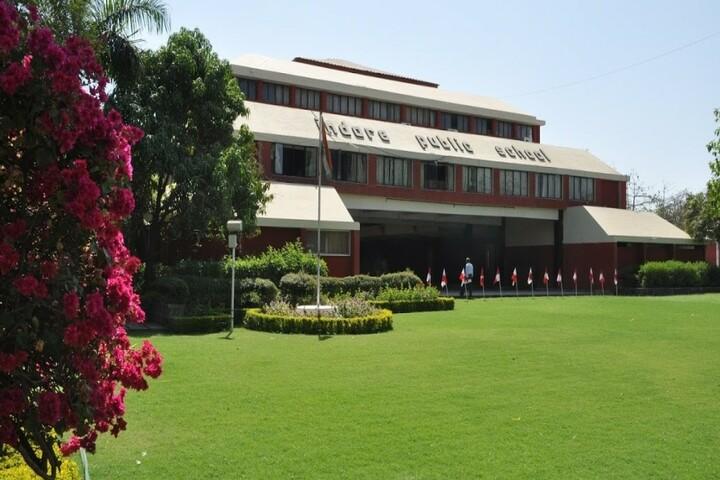 Indore Public School-School View