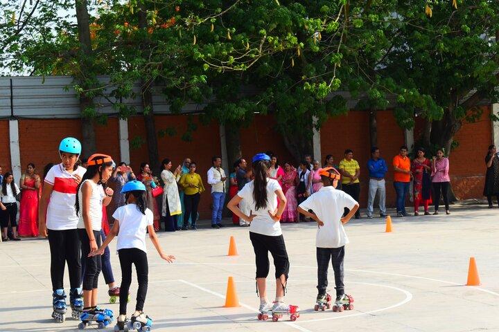 Indore Public School-Skating