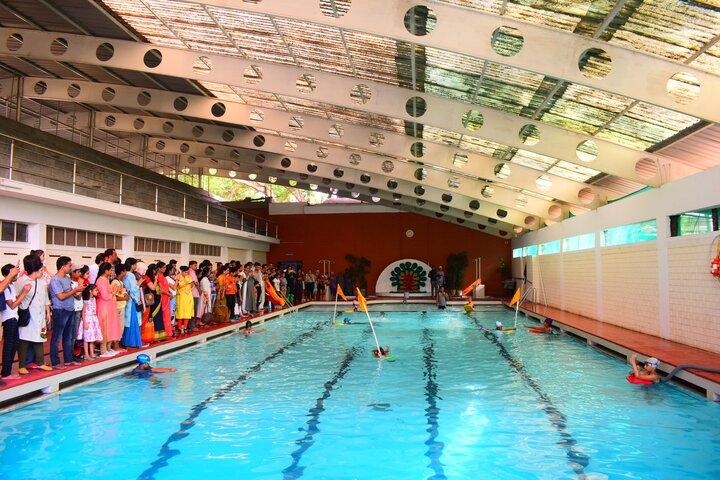 Indore Public School-Swimming Pool