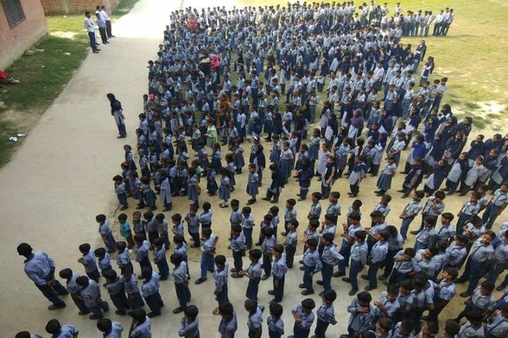 Aman Academy-Assembly