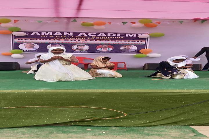 Aman Academy-Dance Performance
