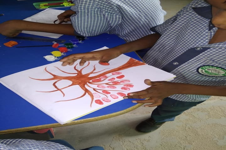 Aman Academy-Drawing Competition