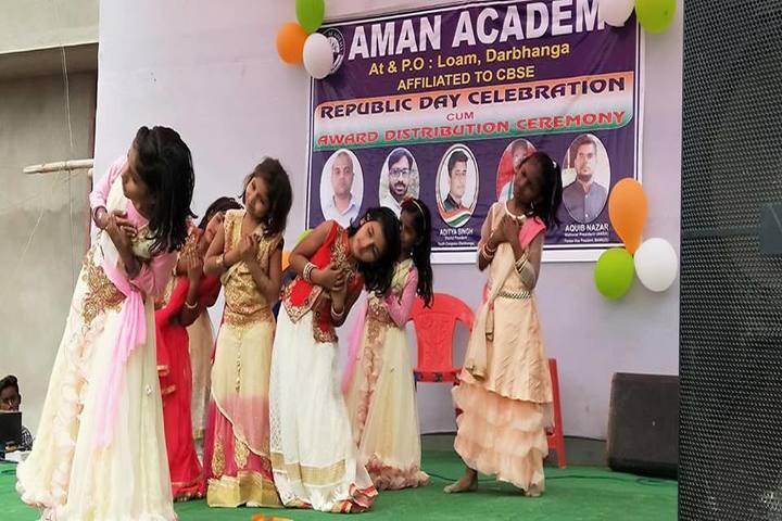 Aman Academy-Event