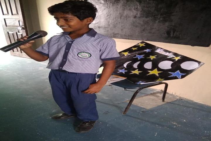 Aman Academy-Student Presentation