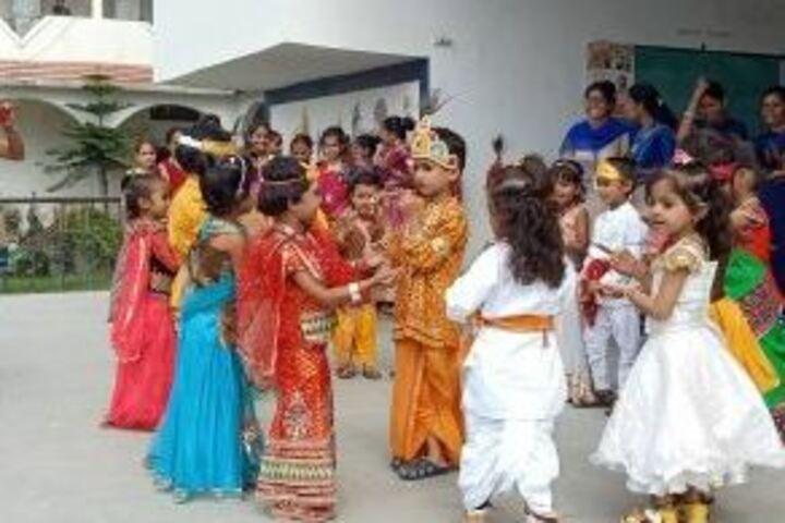 Innocent Children Academy-Janmastami Celebration