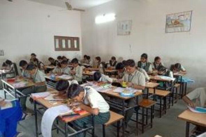 Innocent Children Academy-Classroom