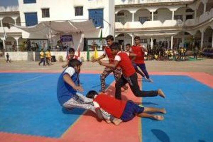 Innocent Children Academy-Play Ground