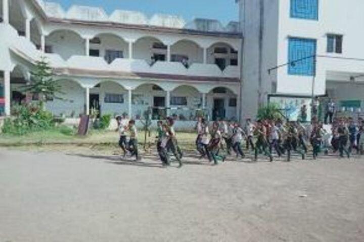 Innocent Children Academy-School View