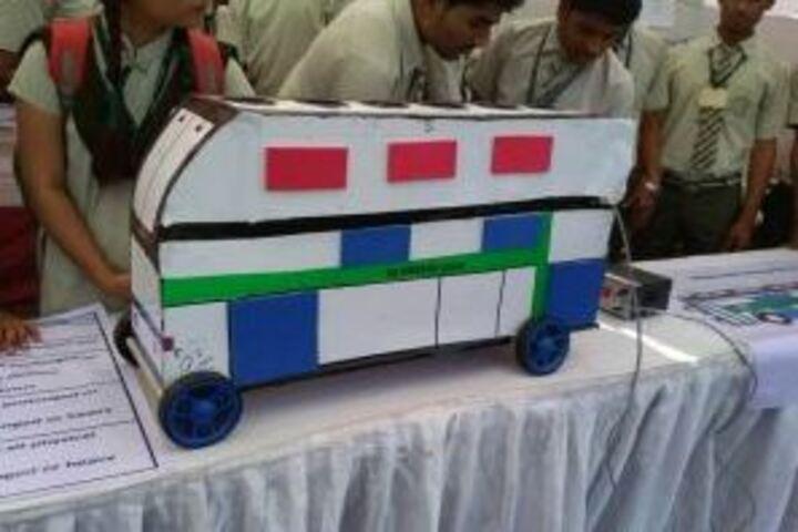 Innocent Children Academy-Science Exhibition