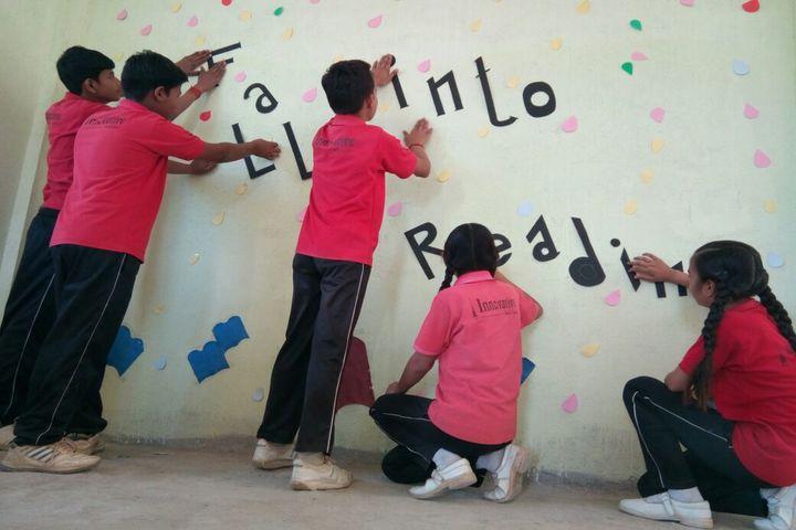 Innovative World School-Activity