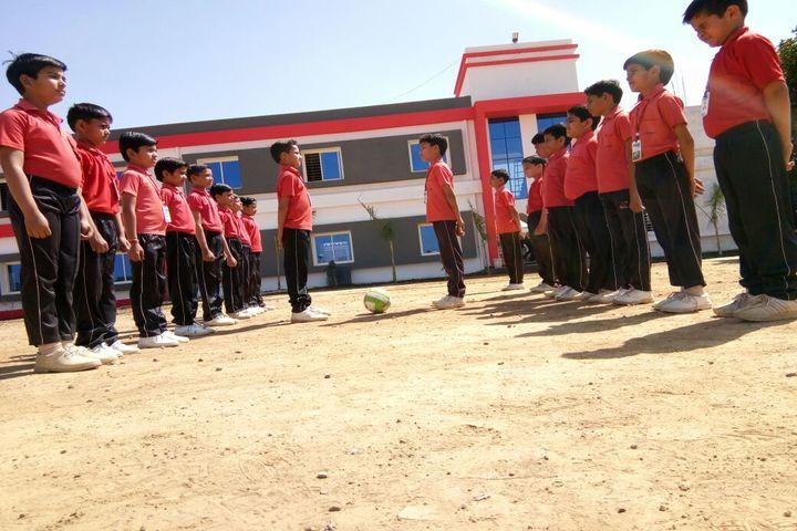 Innovative World School-Play Ground