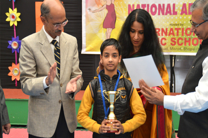 International Public School-Prize Distribution