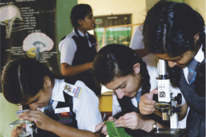 International Public School-Biology Lab