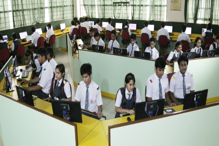 International Public School-Computer Lab