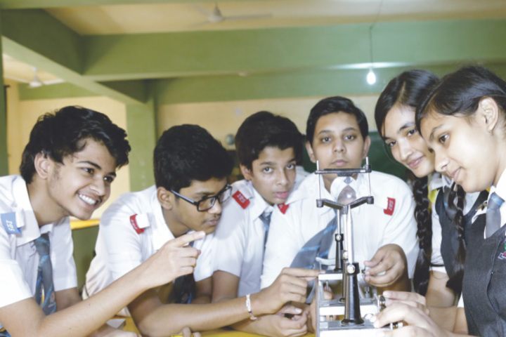 International Public School-Physics Lab