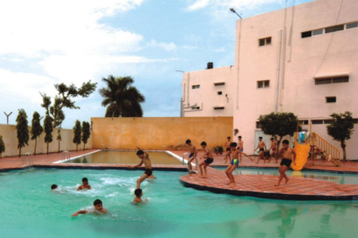 International Public School-Swimming Pool