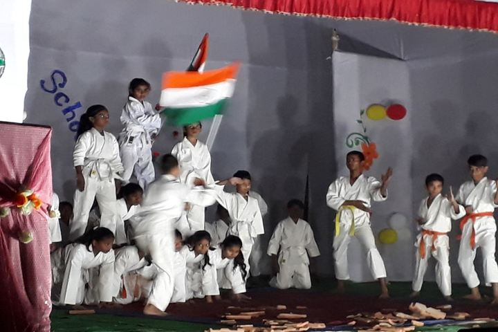 Amar Jyoti School-Independence Day