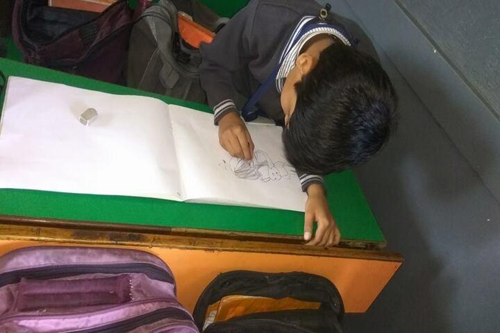 International Public School-Classroom Activity