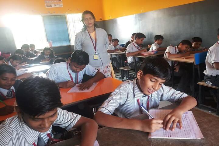 International Public School-Classroom