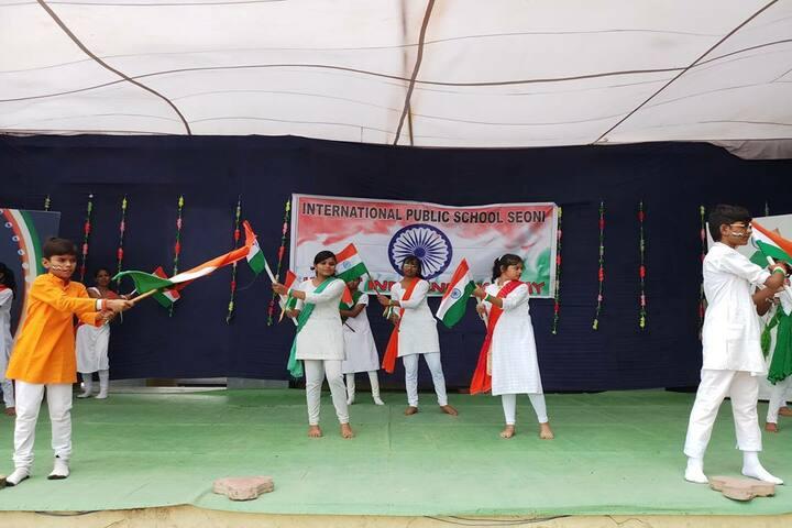 International Public School-Independence Day
