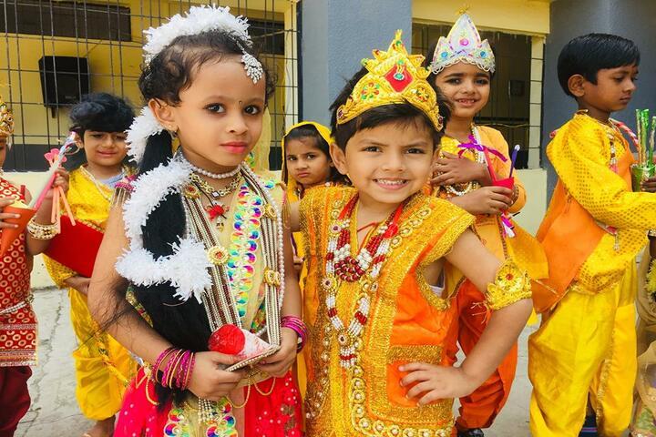 International Public School-Krishnastami Celebrations
