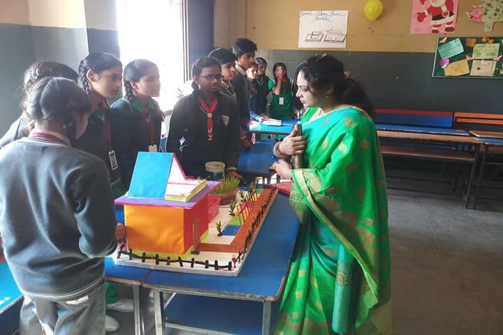 International Public School-Science Exhibition